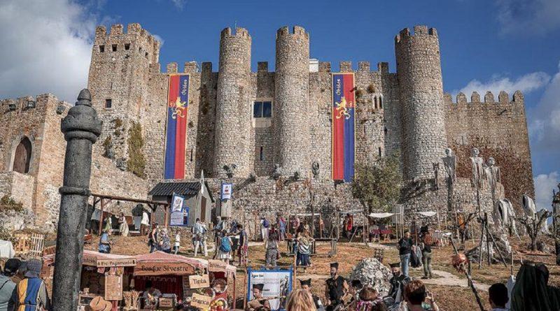 Mercado Medieval Óbidos Portugal - Mundo Larp