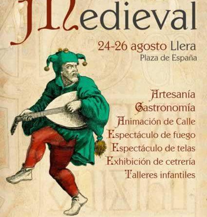 Mercado medieval en Llera, Badajoz