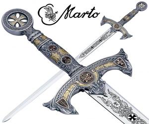 Espadas Marto y Windlass - MundoLarp