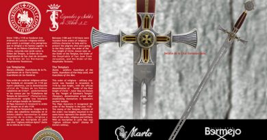 Marto, Bermejo y Windlass Steelcrafts - MundoLarp