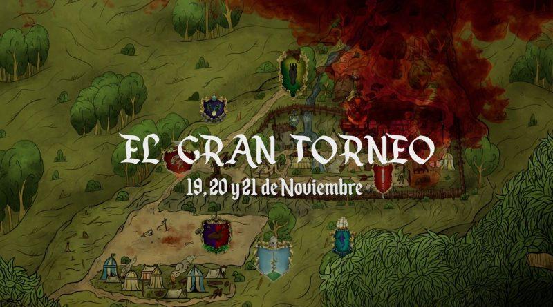 Shaidraig - GLINSTER - EL GRAN TORNEO - Eventos Larp España 2021 - MundoLarp