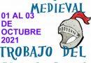 Mercado medieval en Trobajo del Camino, Leon - MundoLarp 2021/2022